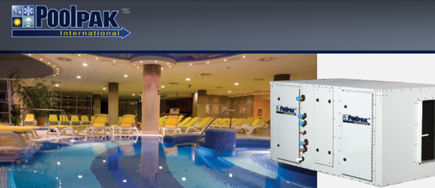 Dry o tron indoor pool climate control by king air king for Indoor pool dehumidification design
